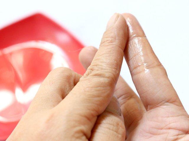 масло для снятия суперклея с рук