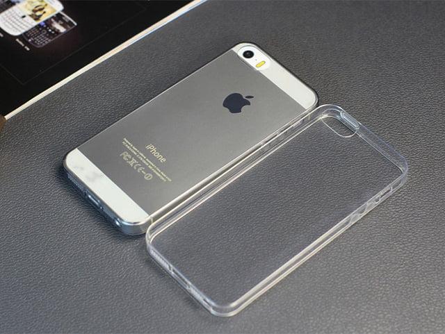 прозрачный чехол для айфона