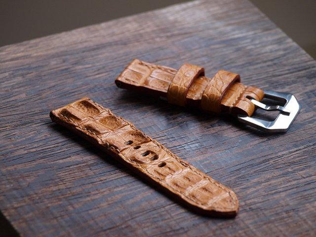 кожаный ремешок от часов