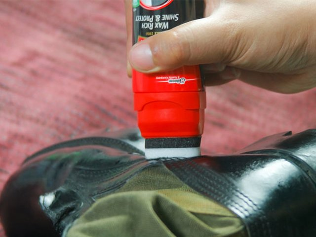 бальзам для обуви