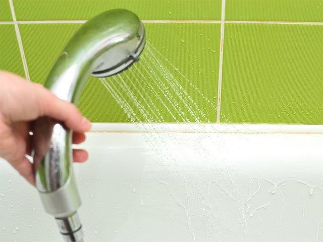 мытье ванны