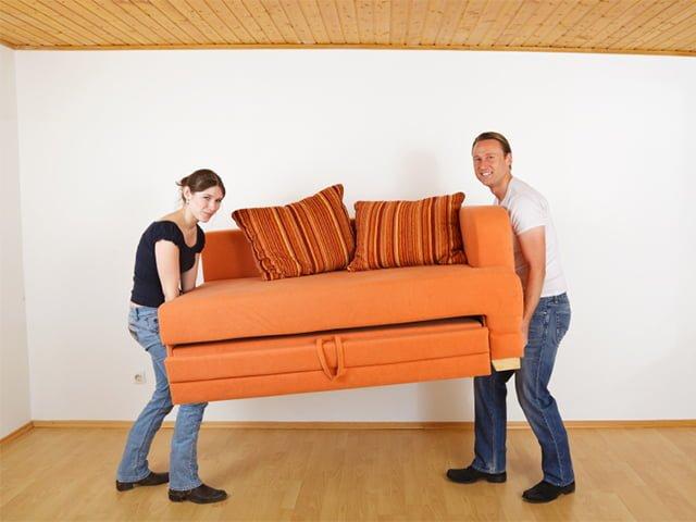 переноска дивана