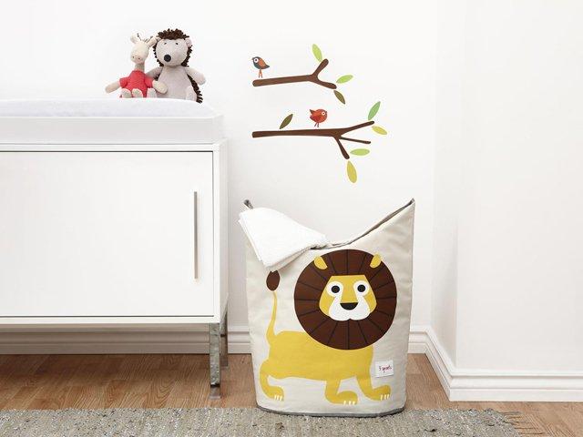 корзина для детской одежды
