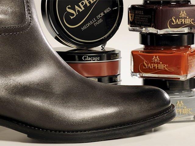 Saphir косметика для обуви официальный
