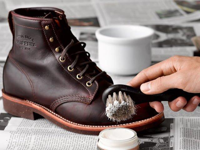 защитный крем для обуви
