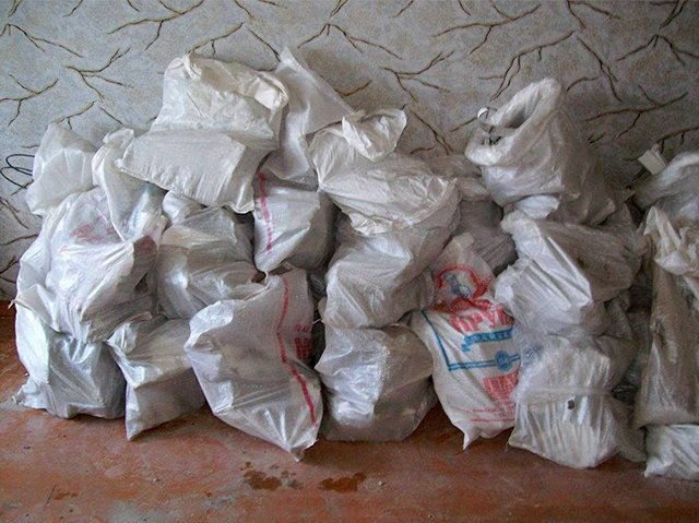 мусор после ремонта в квартире