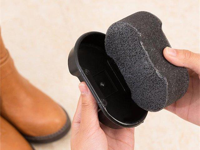 крем-губка для обуви