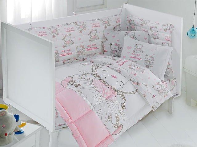 постельное белье для новорожденной