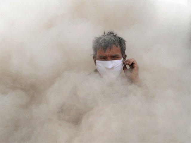 вред пыли для организма