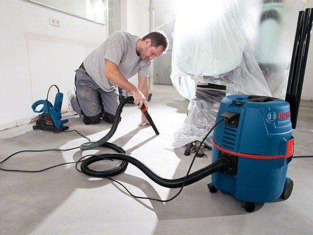 строительный пылесос для уборки в квартире после ремонта