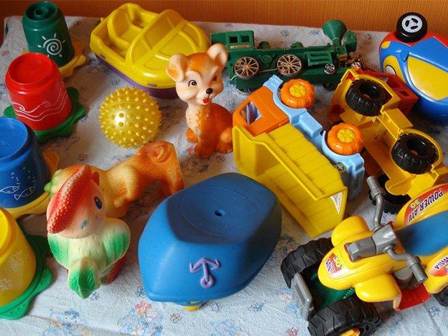 дезинфекция резиновых игрушек