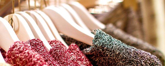 сушка вязаных свитеров