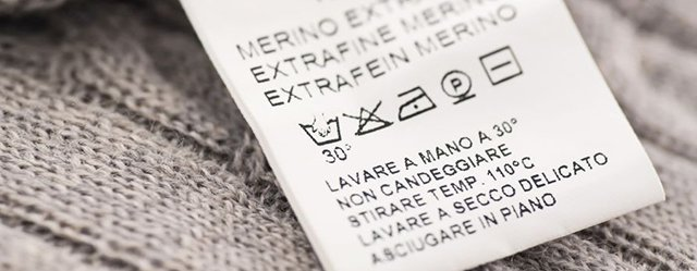 условия ухода за вязаным свитером