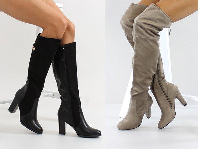 замшевая обувь для женщин