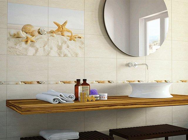 плитка для стен в ванной