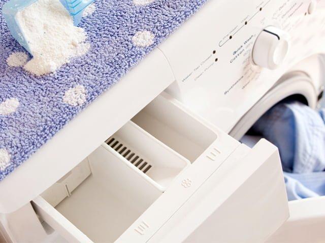 стирка постельного белья в стиральной машине