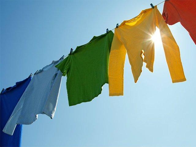 уход за одеждой из синтетики