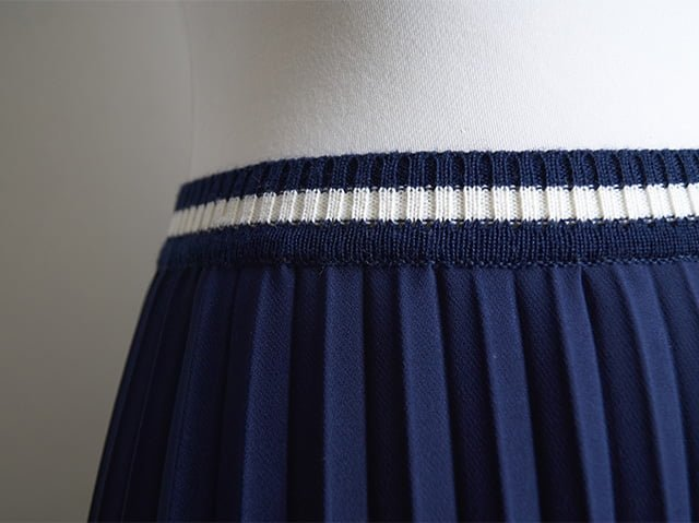 сушка гофрированной юбки