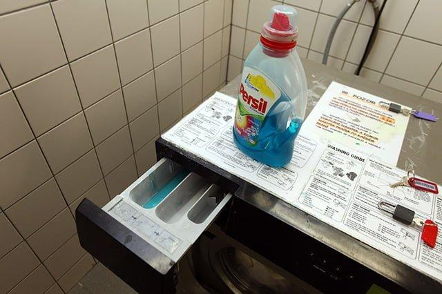 гель для стирки в стиральной машине
