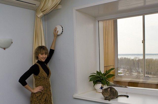 воздушный фильтр в квартиру