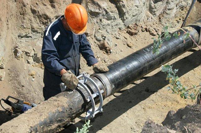 ремонтные работы при отключении горячей воды