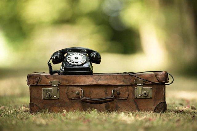 отключение домашнего телефона на время поездки