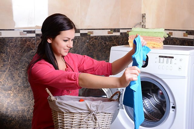 качество стирки в стиральной машине