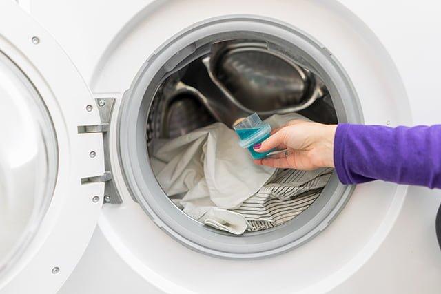 жидкий гель для стиральной машины