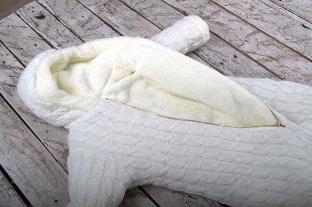 зимняя одежда для новорожденного