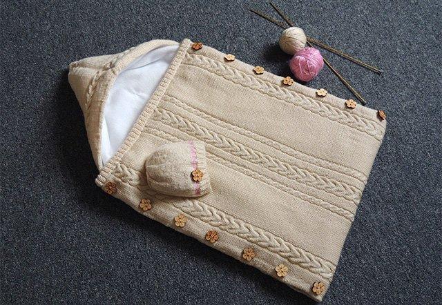 одежда на выписку новорожденного