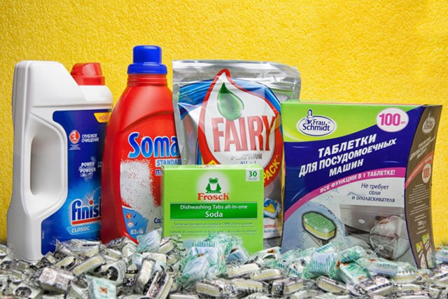 Что лучше для посудомоечной машины: таблетки, порошок или гель