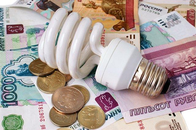 плата за электроэнергию