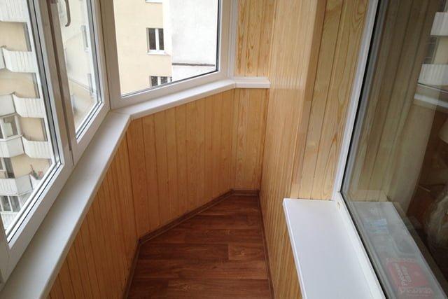 утепление балкона изнутри в квартире