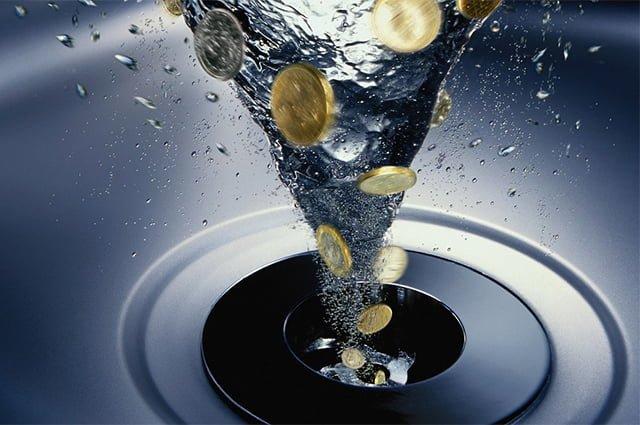денежные расходы на воду