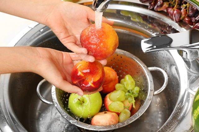 дуршлаг для мытья фруктов