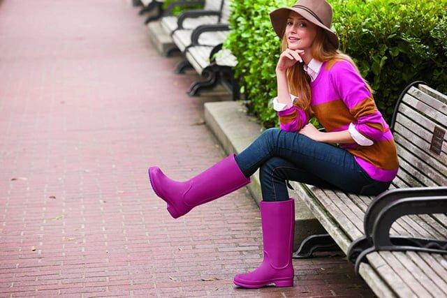 обувь для дождливой погоды
