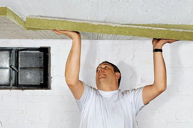 способ устранения влажности в доме