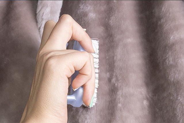 уход за норковой шубой в домашних условиях