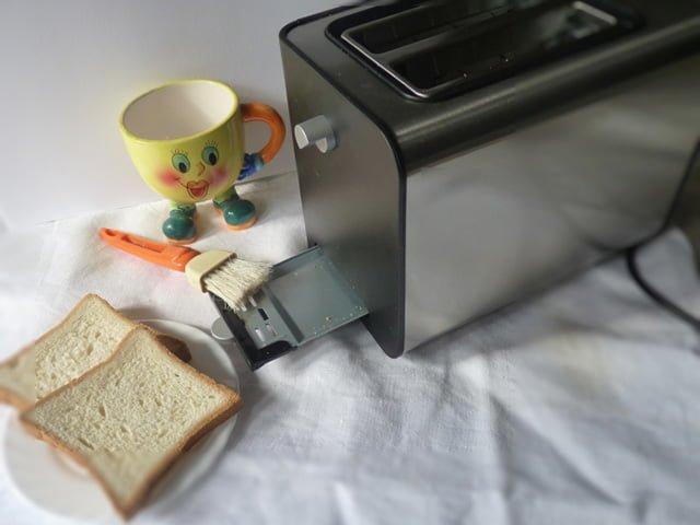 уход за тостером