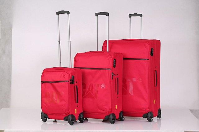 чемодан в поездку