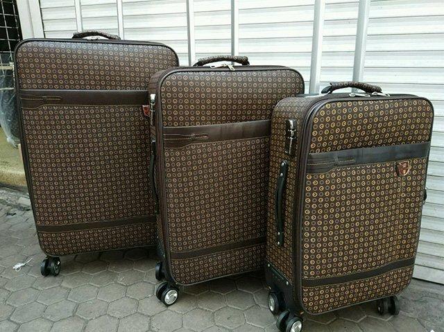 чемоданы для аэропорта