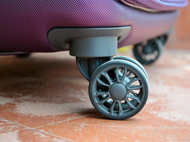 прочные колеса для чемодана