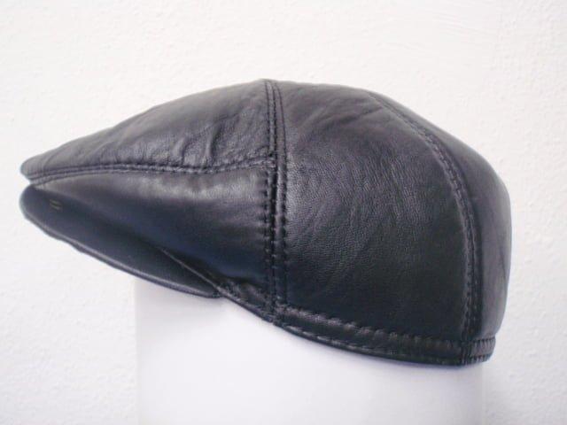 метод растягивания кепки из кожи