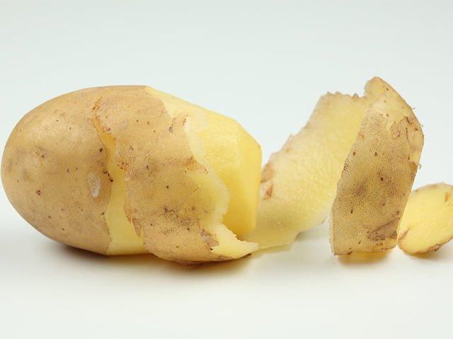 картофель для растягивания кроссовок