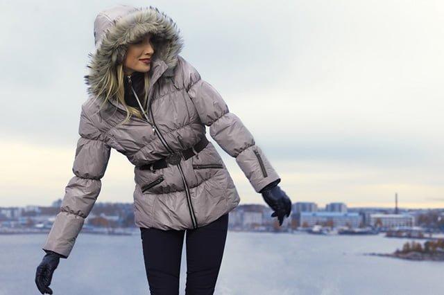 верхняя одежда для зимы