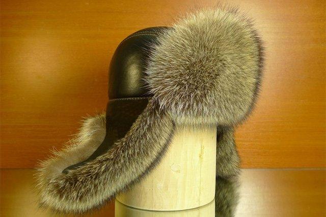 растяжка шапки ушанки