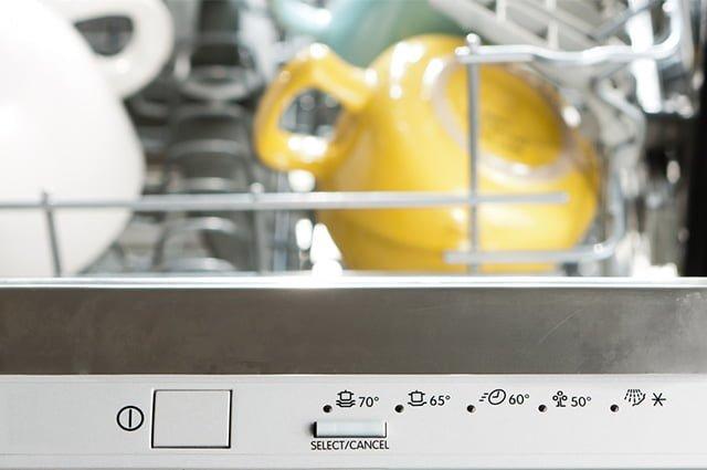 режимы посудомоечной машины