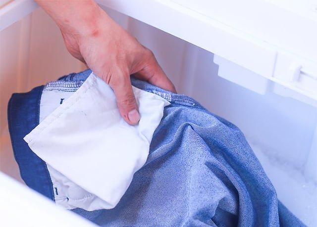 Что делать, если красятся новые джинсы