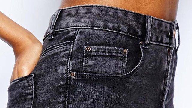 джинсы после кипячения