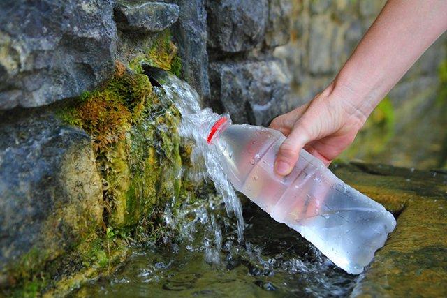 добыча минеральной воды